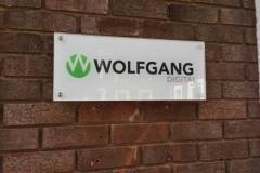 Wolfgang Digital nameplate signage-w800