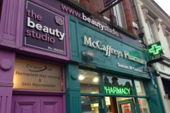 mccafferys pharmacy neon signage-w800